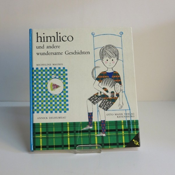 Fairytale book. Himlico.