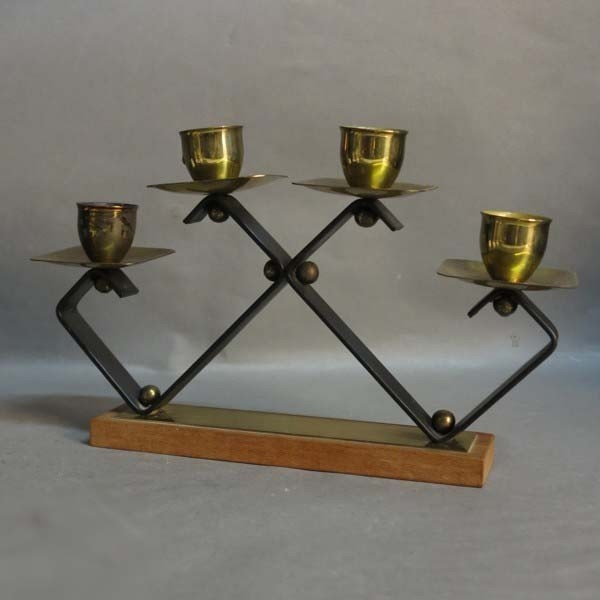 Vintage candle stand....