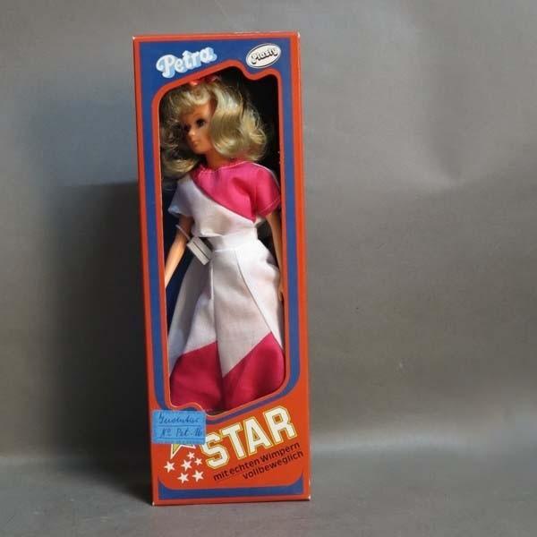 Muñeca Petra Star. 1970 -...