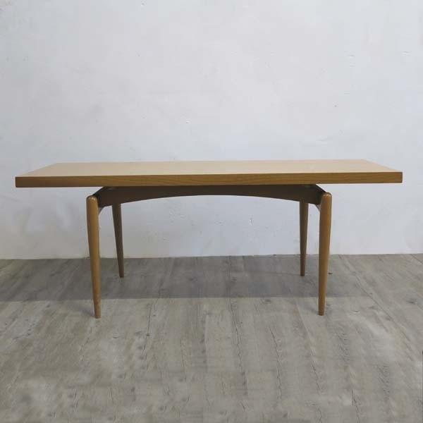 Vintage wood table in...
