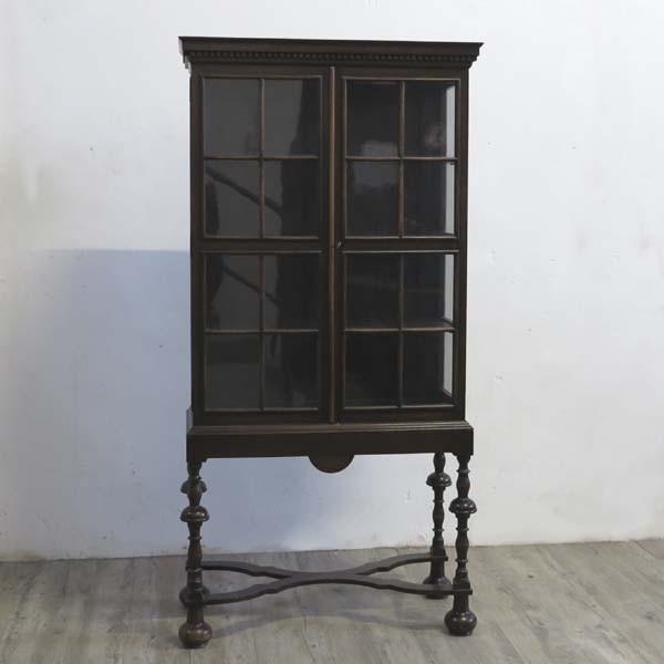 Display cabinet 1850 – 1880.
