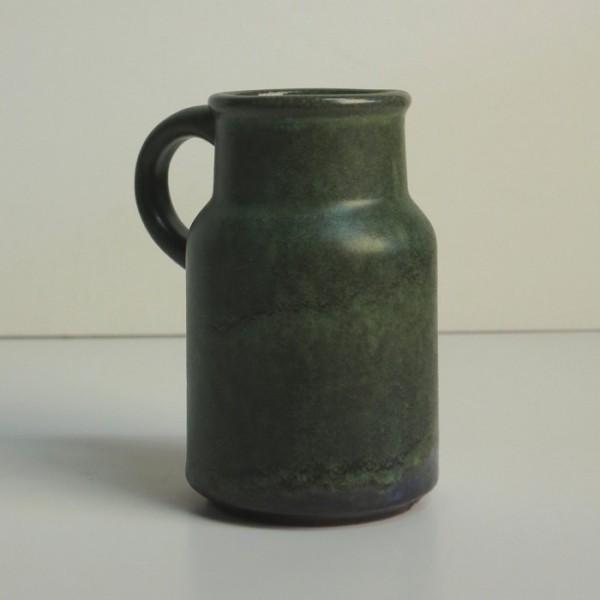 Vintage ceramic vase. van...