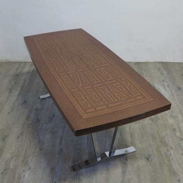 Vintage table scandinavian...