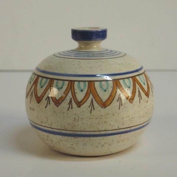 Florero de cerámica de...