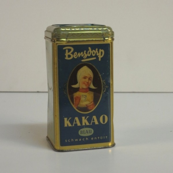 "Advertising tin ""Bensdorp..."