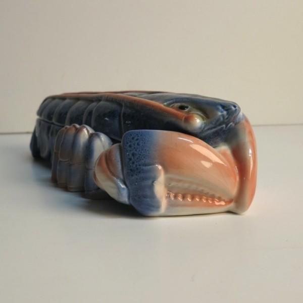 Vintage ceramic majolica...