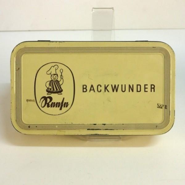 "Caja de chapa ""Backwunder""...."