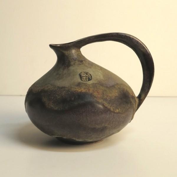 Ceramic vase. Ruscha 313....