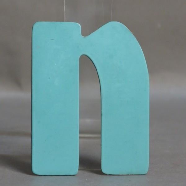 Vintage sign letter - n -...