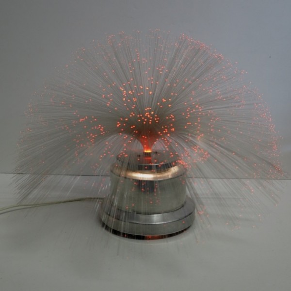Vintage fiberglass lamp...