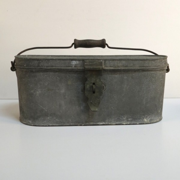 Fishing box 1920 - 1930.