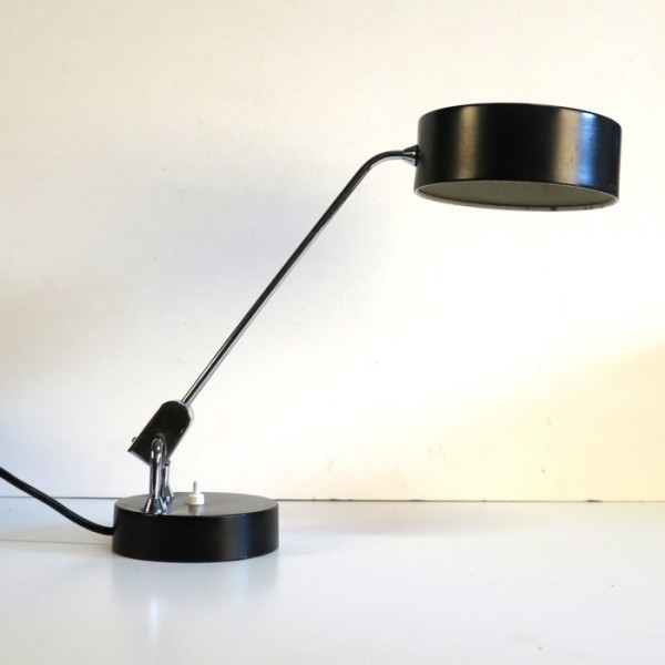 Rare french modernist lamp....