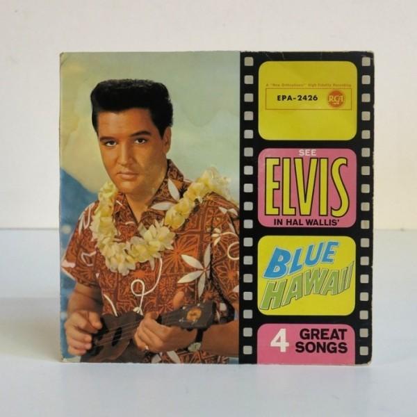 EP. Disco de vinilo. Elvis...