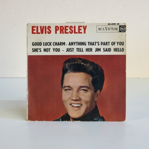 EP. Elvis Presley - Good...