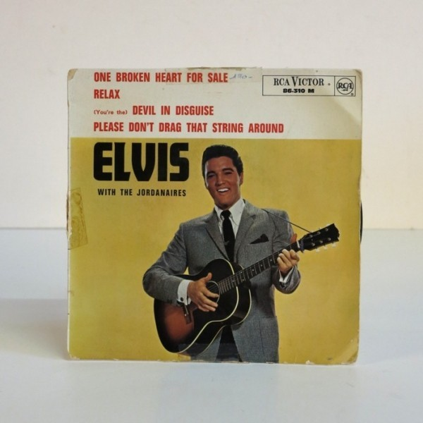 EP. Elvis Presley - One...