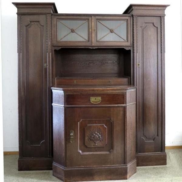 Art Nouveau cabinet....
