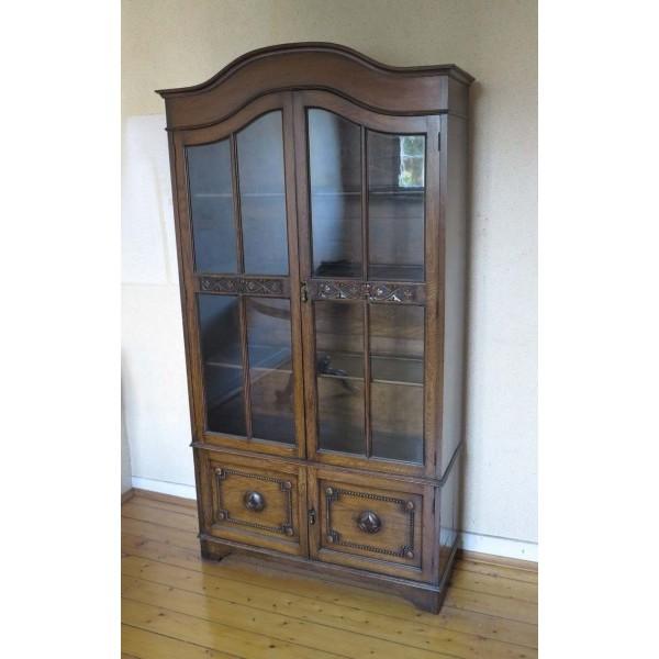 Display cabinet. Boardmans...
