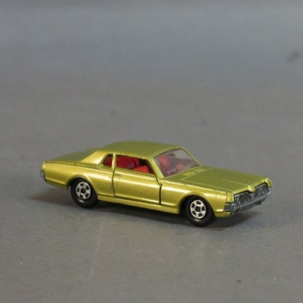 "Matchbox ""Mercury Cougar..."