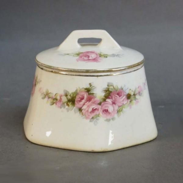 Art Nouveau porcelain sugar...