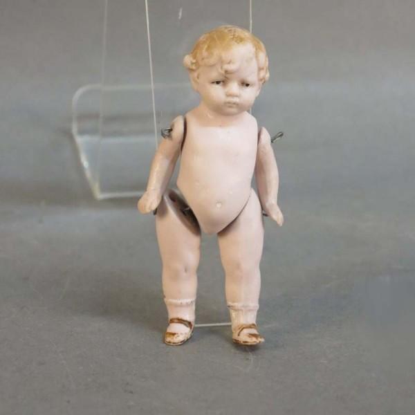 Antigua muñeca de...