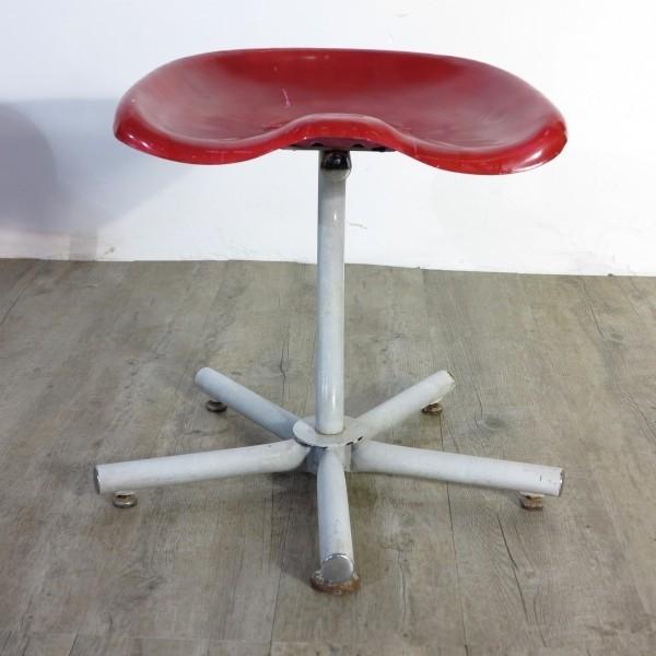 Industrie Design Hocker mit...