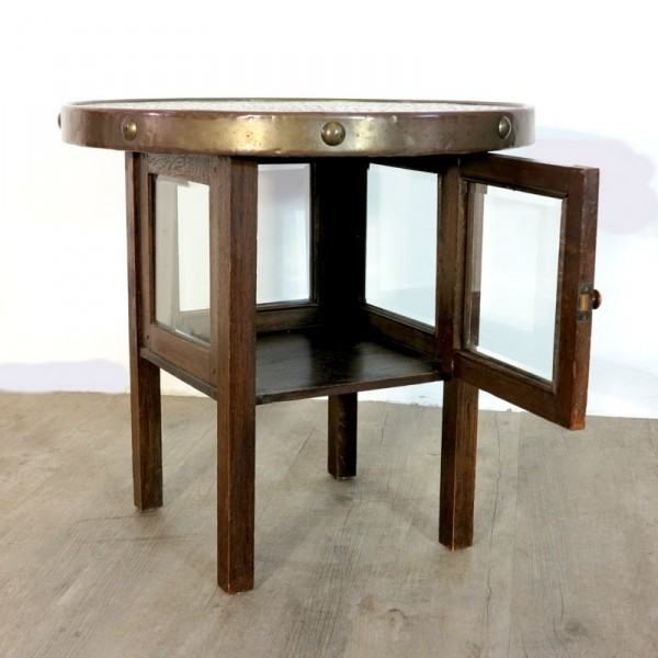 Art Deco coffee table with...