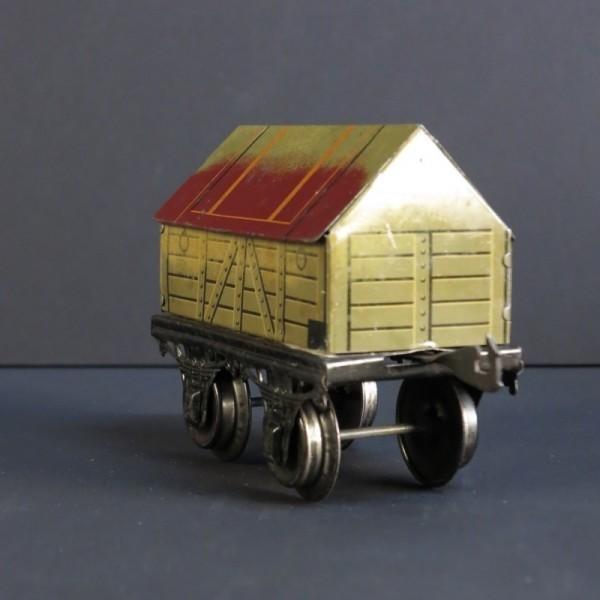 Tin train wagon from Bing....