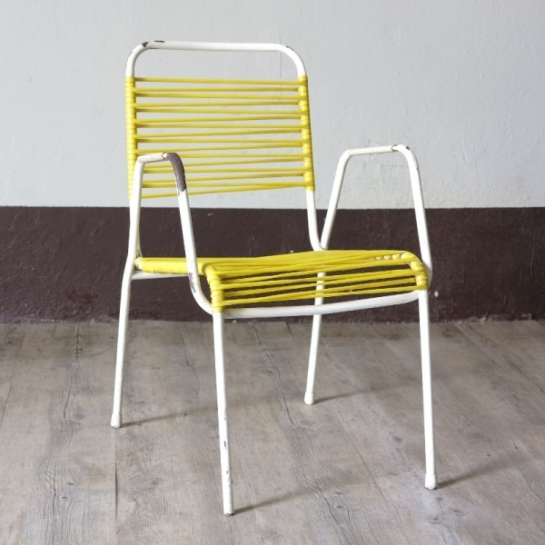 Vintage Spaghetti chair for...