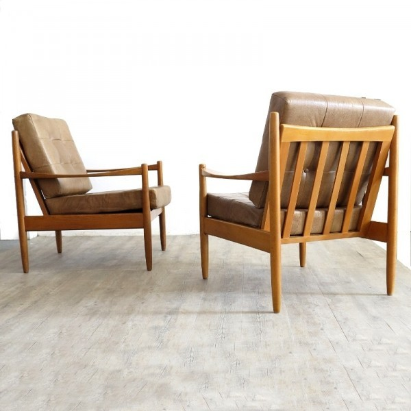 Two armchairs in Style of...