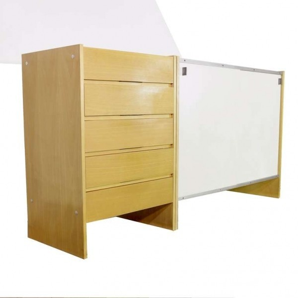 Sideboard in two parts by...