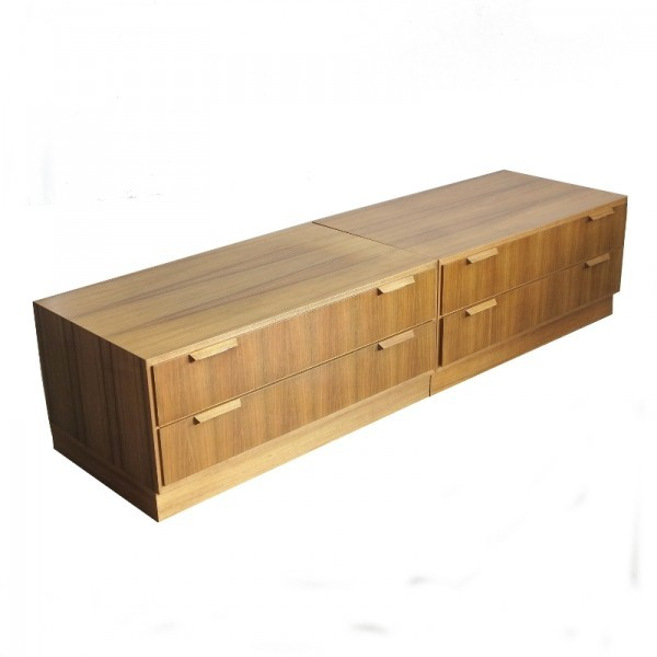 Two modules sideboard with...