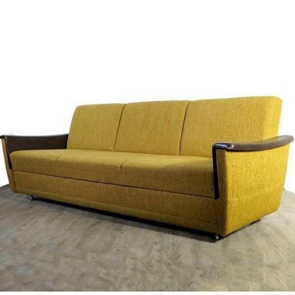 Sofá - cama vintage con su...