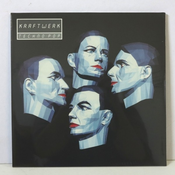 Kraftwerk - Techno Pop....