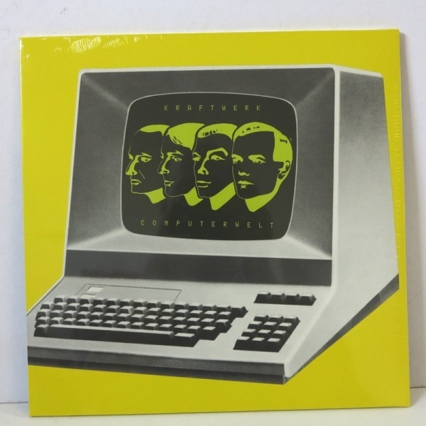 Kraftwerk - Computer World....