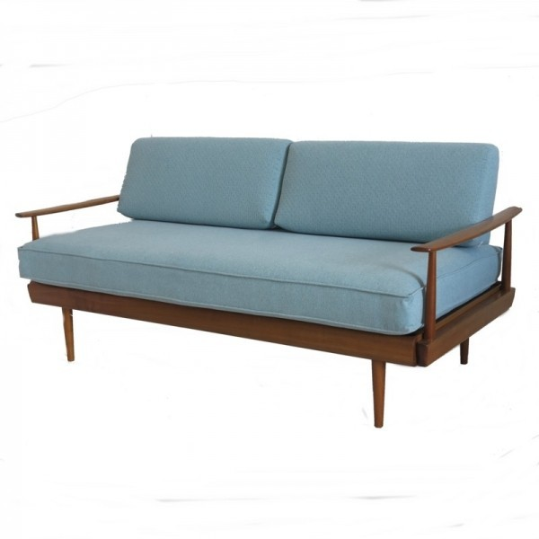 Mid Century Modern Sofa /...