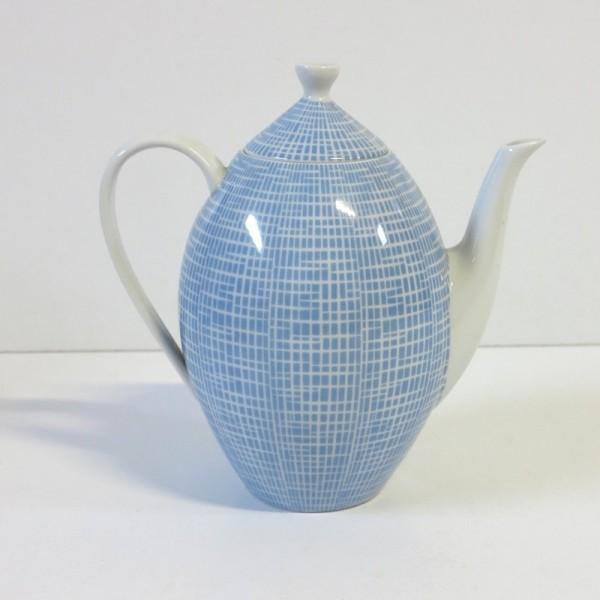 Cafetera de porcelana....