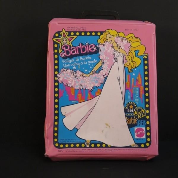 Barbie Koffer mit Puppe und...