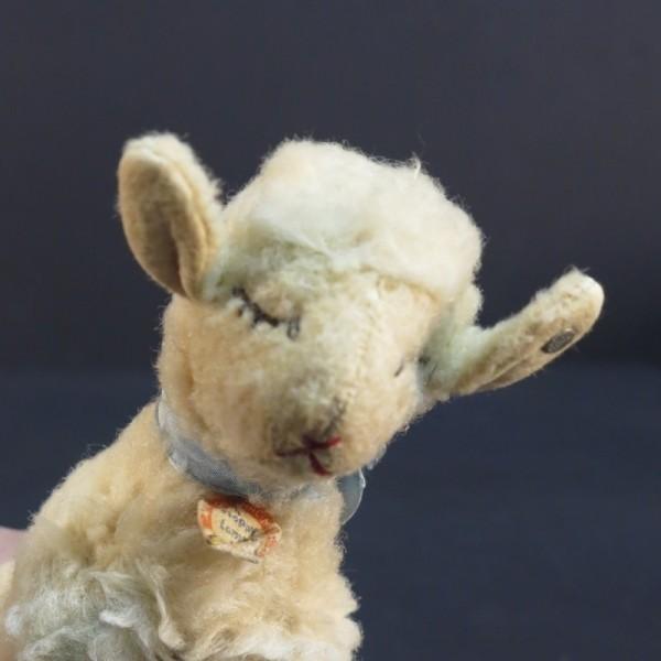 """Steiff Lamb Floppy"""". 1955 -..."""