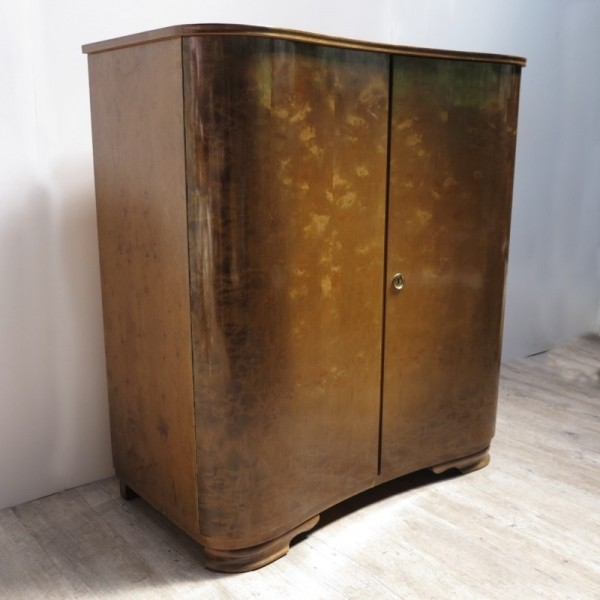 German Art Deco Sideboard...