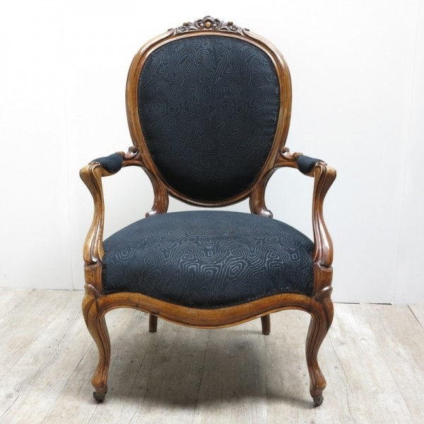 Antique Armchair newly...