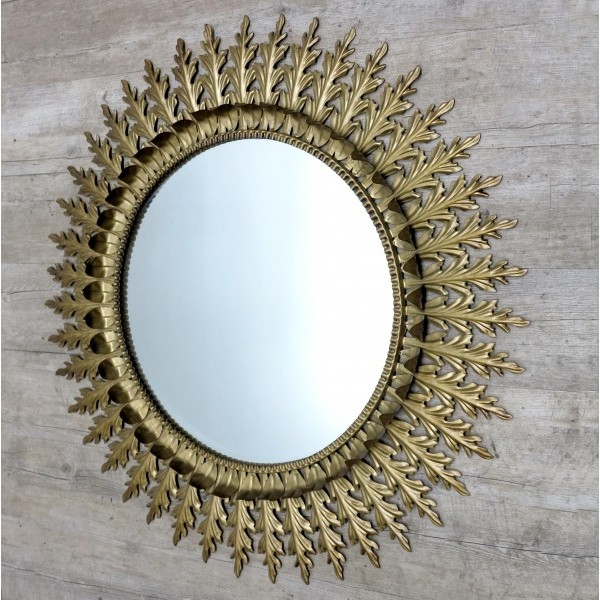 Big french mirror with...
