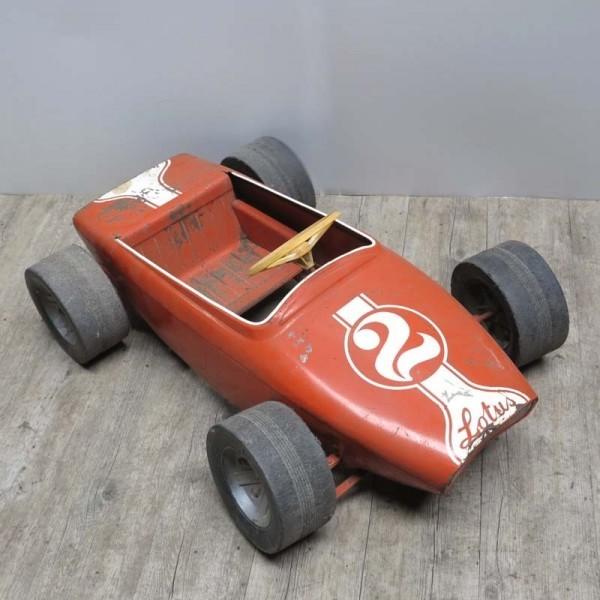 Vintage Pedal Car Lotus 2....