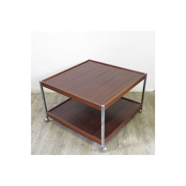 Vintage side table in...