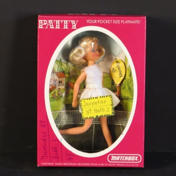 Rare Patty Pocket mint in...