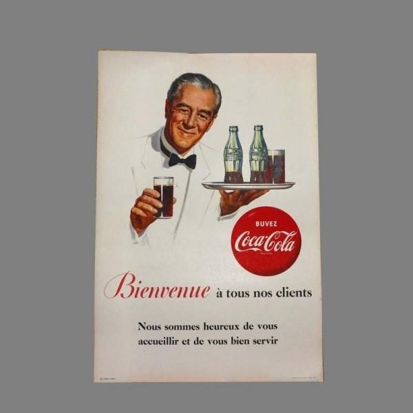 Seltenes Coca Cola Karton...