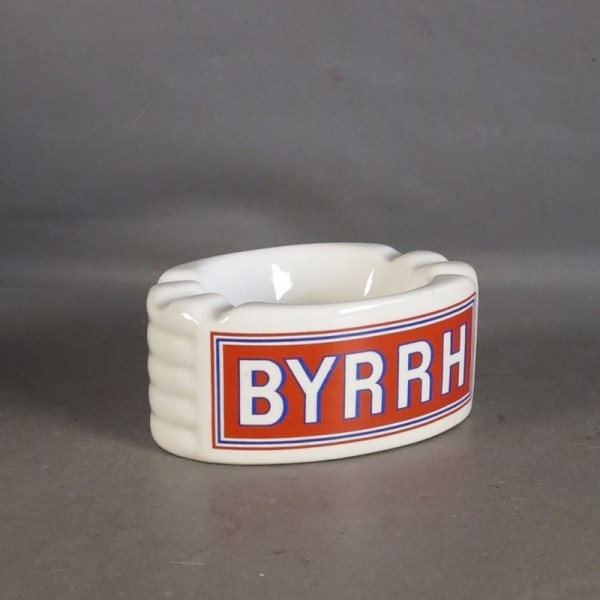 Porcelain ashtray from...