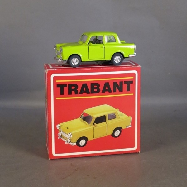 Tin toy Trabant with box....