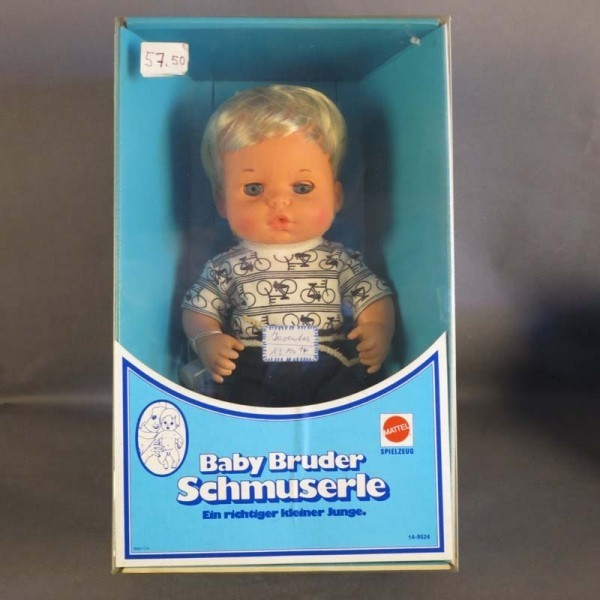 Mint in box. Mattel Puppe...