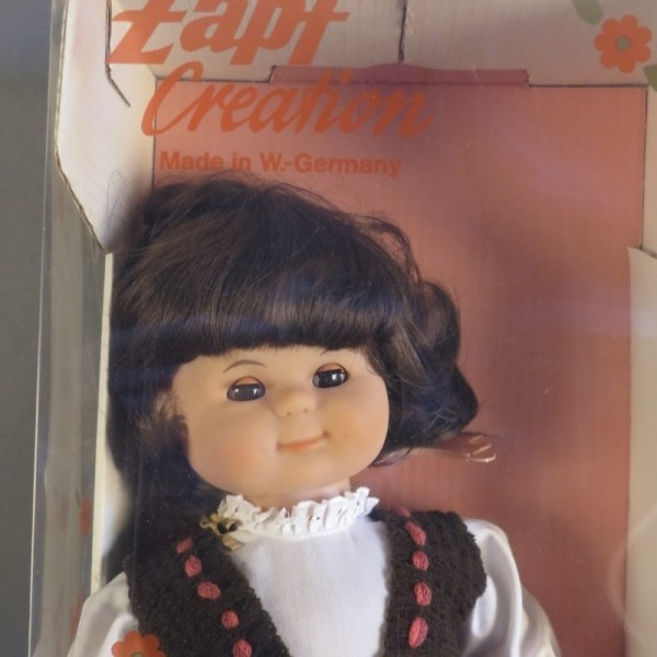 Mint in box. Zapf Creation...