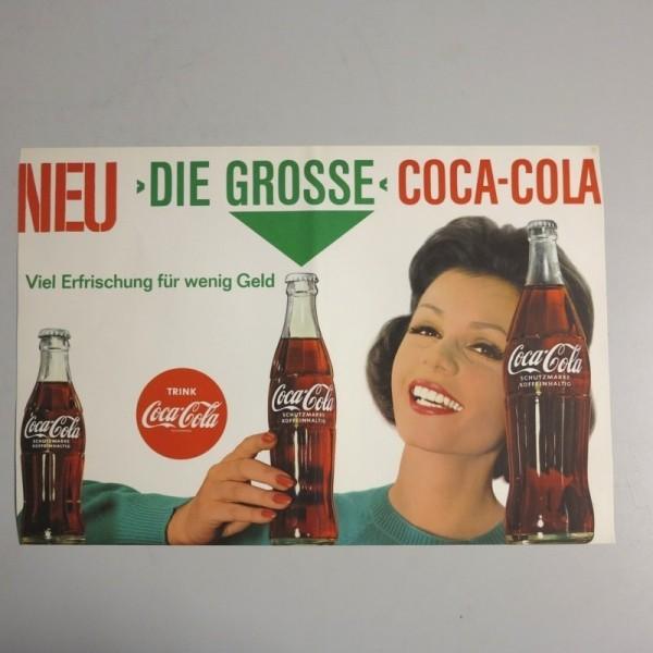 Rar. Coca Cola Poster. 1960...